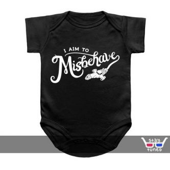 Any baby would look adorable in this Christmas Gifts for Firefly (Serenity) Fans.