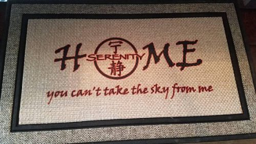 This Christmas Gifts for Firefly (Serenity) Fans would be a cute house warming gift.