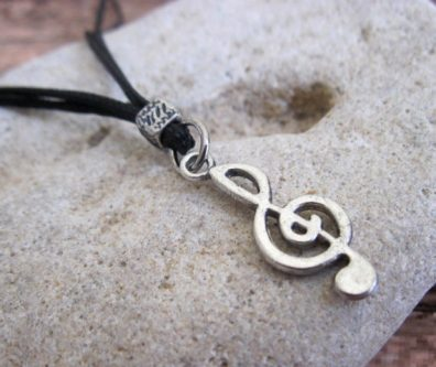 Welcome Home Gifts for Husband include this fun necklace.