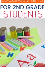 20 End of Year Classroom Gifts for 2nd Grade Students