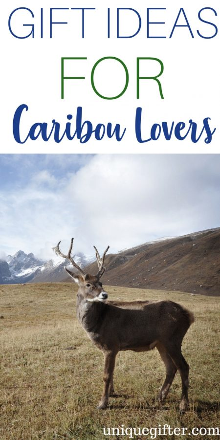 Caribou Lover Gifts