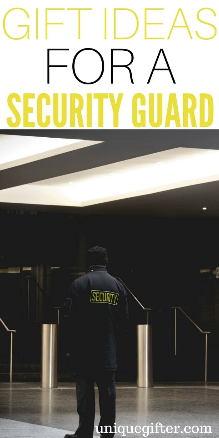 Gift Ideas for A Security Guard | Thank you gifts for A Security Guard | What to buy a person who is A Security Guard | Appreciation Gifts for A Security Guard | What to get A Security Guard for their birthday | Creative gifts for A Security Guard | Security Guard gift ideas | #gifts # SecurityGuard #present