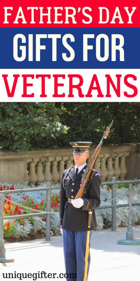 Father's Day Gifts For Veterans