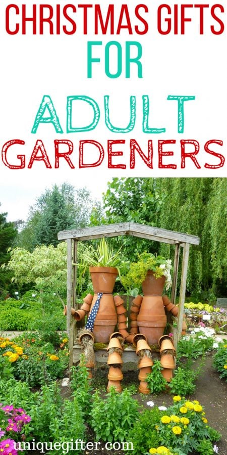 Christmas Gifts for Adult Gardeners