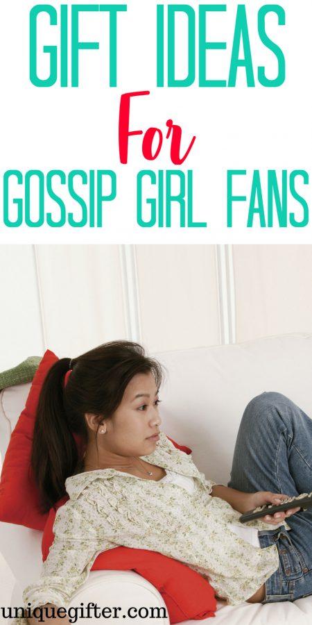 Gossip Girl Gift Ideas
