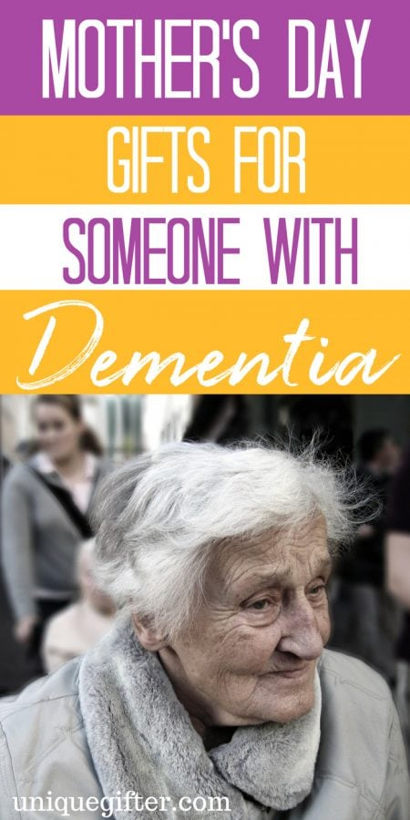20 Mother's Day Gifts for Someone with Dementia