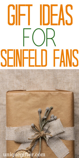 Gift Ideas For Someone Who loves Seinfeld | Seinfeld Gifts Ideas | Presents for a Seinfeld Lover| Birthday Gifts For Someone Who loves Seinfeld | What to buy for someone who is a fan of Seinfeld | Seinfeld Inspired Gifts | Seinfeld Themed Presents| #Seinfeld #tvfan #presents