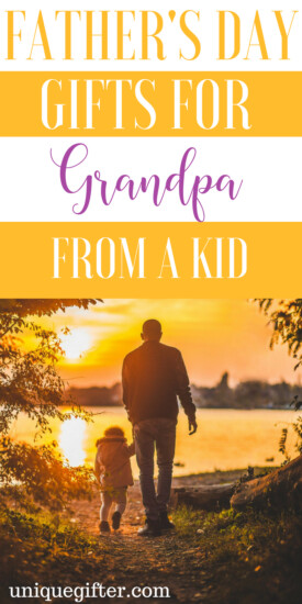 to buy a grandpa who has everything for Father's Day | Gift Ideas for a grandpa this Father's Day | Presents for Father's Day this year | #grandpa #FathersDay #gifts