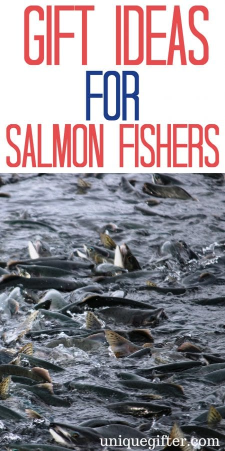 20 Gift Ideas for Salmon Fishers