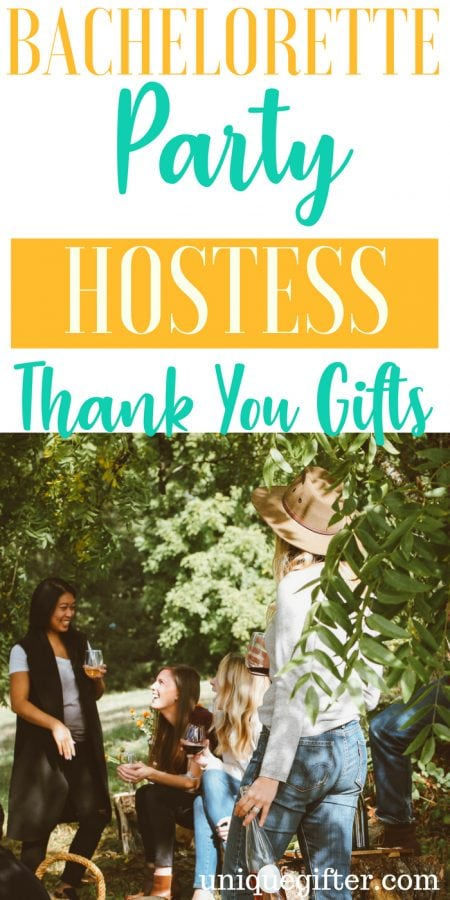 20 Bachelorette Party Hostess Thank You Gifts