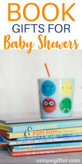 Book Gifts for Baby Showers