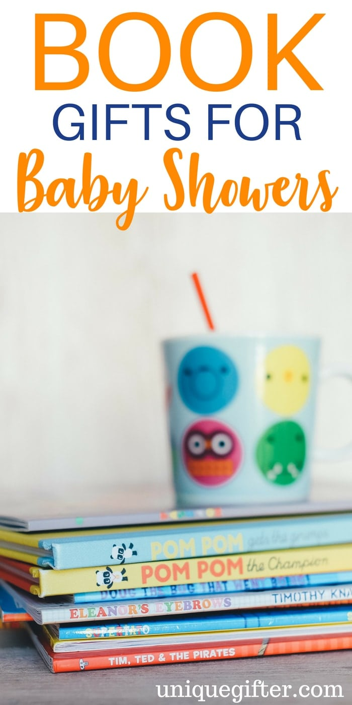Book Gifts for Baby Showers | The Perfect Book to Buy as a gift for baby shower | Popular books for baby | Baby shower gift ideas | presents to buy for baby shower | Unique Books for a baby shower to buy | Fun baby books to buy for a baby shower for gift | #babyshower #GiftIdea #babybooks