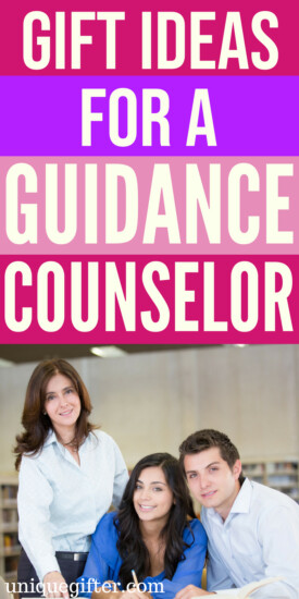 Gifts for a Guidance Counselor | Professional Gifts | Counselor Gift Ideas | Presents For Counselor | Unique Gifts For Counselor | #gifts #giftguide #presents #counselor #professional #thoughtful #unqiuegifter