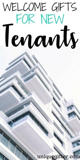 Creative Welcome Gifts For New Tenants | What To Buy a New Tenant | Should I buy My New Tenant A Gift | Presents to Welcome a New Tenant | New Tenant Gifts | Unique Gifts For A new Tenant | #Tenant #gifts #newtenant #giftguide #presents #uniquegifter