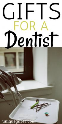 Gift Ideas for A Dentist | Thank you gifts for A Dentist | What to buy a person who is A Dentist | Appreciation Gifts for A Dentist | What to get A Dentist for their birthday | Creative gifts for A Dentist| Dentist gift ideas | #gifts #Dentist #present