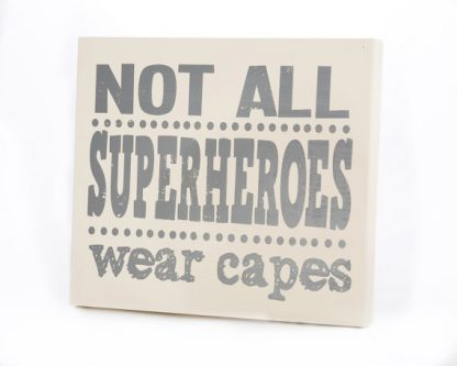 Gift Ideas for Occupational Therapists include ones that let them know they are super!