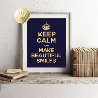 They really do make the most beautiful smiles so this Gift Ideas for Dentists is perfect.