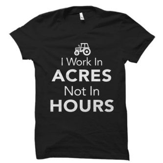 Gift Ideas for Farmers include this blunt t shirt.