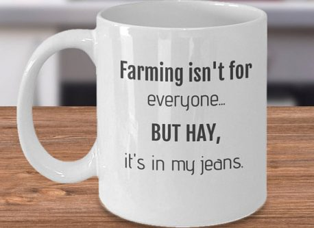 Gift Ideas for Farmers include ones with puns.