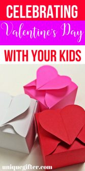 Celebrating Valentine's Day with Your Kids