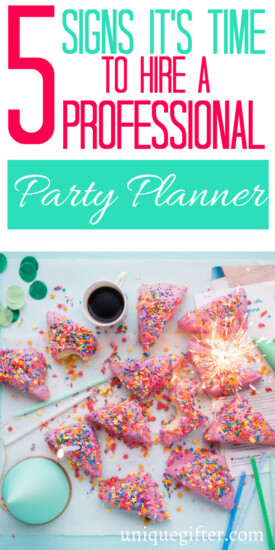 Signs It's Time To Hire A Professional Party Planner | What are the Signs It's Time To Hire A Professional Party Planner | Why To Hire a Professional Party Planner | Party Planner | Professional Party Planner | #PartyPlanner #Party #HelpPlanningParty