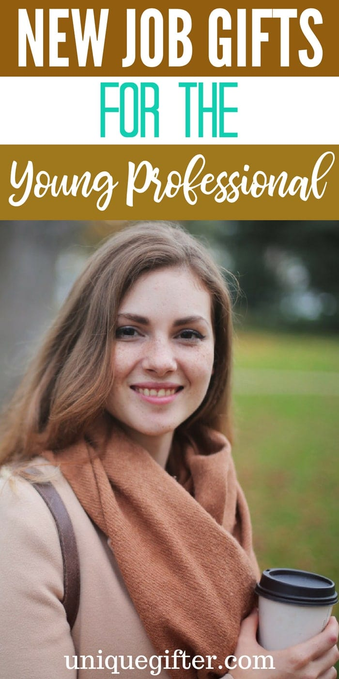 New Job Gifts for the Young Professional | What to Buy A You Professional for A New Job | Young Professional Gift Ideas for A New Job | New Job Gift Ideas | Presents for a New Job for A Young Professional | Creative Gift Ideas To Say Congrats on A New Job | #NewJob #YoungProfessional #GiftIdeas