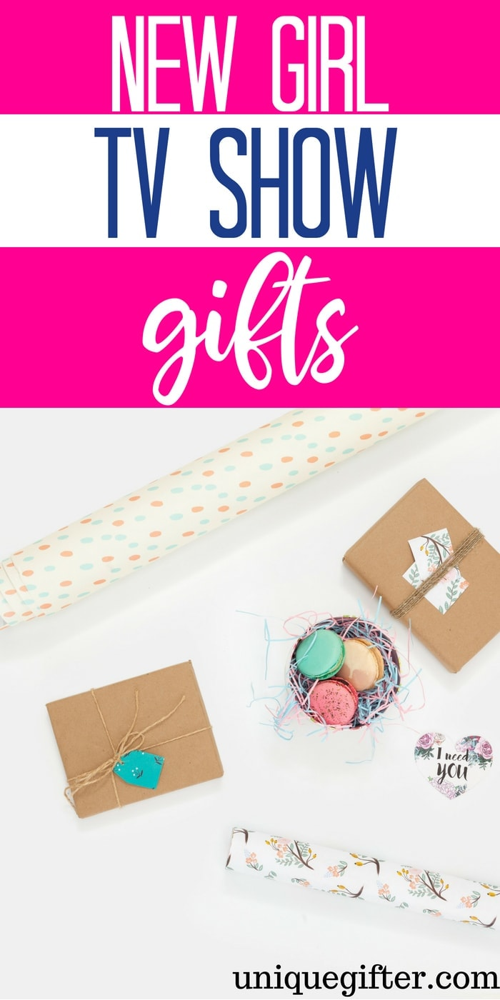 New Girl Tv Show Lover Gifts Unique Gifter