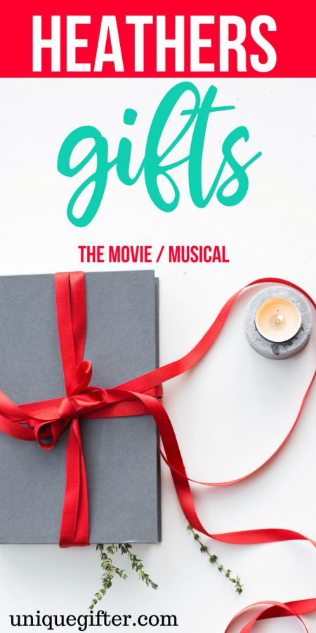 Heathers Movie Lover Gift Ideas