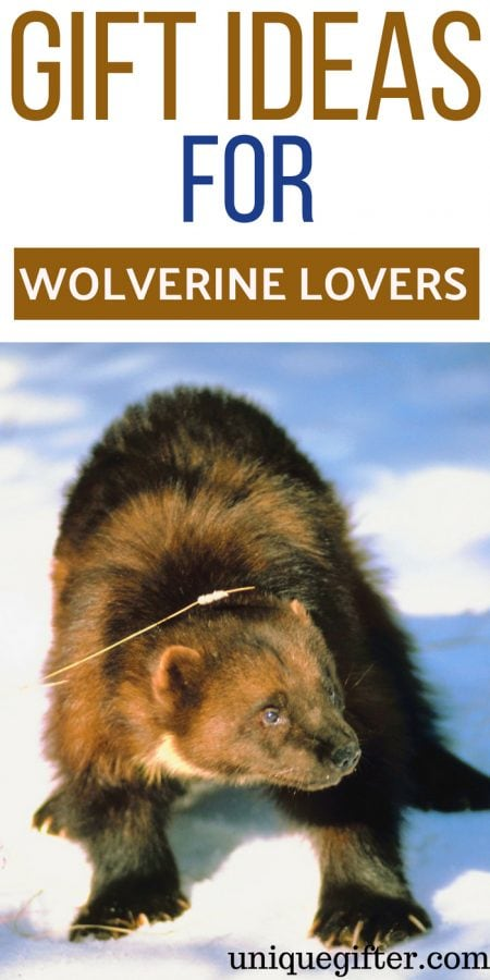 20 Gifts for Wolverine Lovers