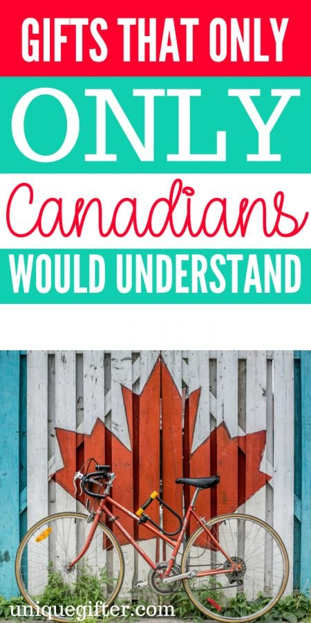 Gifts that are Truly Canadian