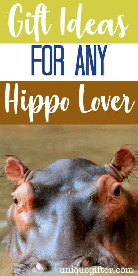 20 Gift Ideas for Hippo Lovers