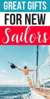 20 Great Gifts for New Sailors