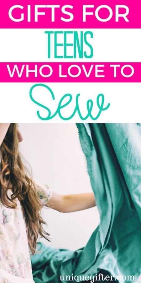 Gifts For Teens Who Love To Sew