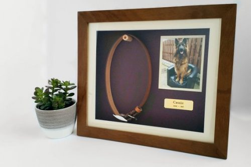 This Sympathy Gift Ideas for Loss of Dog would look good on any shelf.