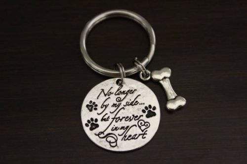 They'll think of you when they use this Sympathy Gift Ideas for Loss of Dog.