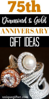 75th Diamond and Gold anniversary gifts for her | 75th Diamond and Gold Anniversary Gifts | What to Buy for your 75th Diamond and Gold for Her | Present Ideas for 75th Anniversary | 75th Diamond and Gold Present Ideas for Her | Unique Wedding Anniversary Gifts | Modern 75th Diamond and GoldAnniversary Gifts | #diamond #weddinganniversary #her