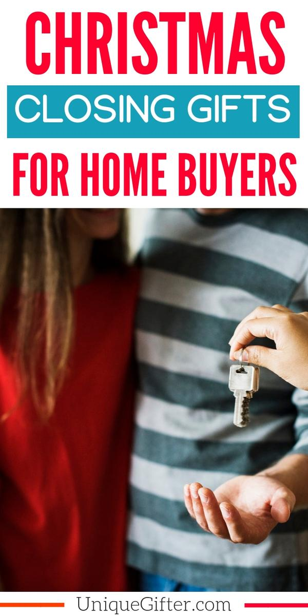 Christmas Closing Gifts For Home Buyer | New Homeowner Gifts | Gifts For Homeowner | Housewarming Gifts | Housewarming Presents | #gifts #giftguide #homeowner #newhome #realtor #uniquegifter #presents