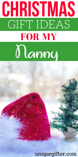Christmas Gifts for my Nanny | What to buy for my Nanny | Special gifts to buy formy Nanny | Presents for my Nanny for Christmas | Memorable gifts to give to my Nanny This Christmas | Christmas Ideas For My Nanny | #giftideas #holidays #nanny