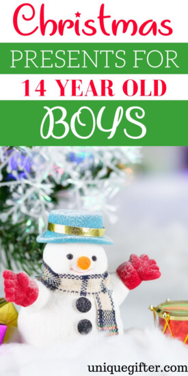 Christmas Gifts for 14 Year Old Boys | What to buy for a 14 Year Old Boys | Holiday presents for a 14 Year Old Boys | 14 Year Old Boys Gifts for Christmas | 14 Year Old Boys Creative Gifts For Holidays | Special Gifts to Buy a 14 Year Old Boys for the Holidays | #Christmas #14yearoldboy #KidGift