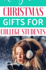20 Cool Christmas Gifts For College Students