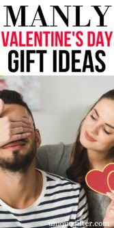 Romantic Valentines Day Gifts for men | What to buy men for Valentine's Day | Creative Valentine's Day Presents for men | Gift Ideas for lesbians for Valentine's Day | Unique Valentine's Day Gifts For A man | Manly Valentine's Day gifts ideas | What to buy for a manly gift this Valentine's Day #manly #valentinesday #giftideas