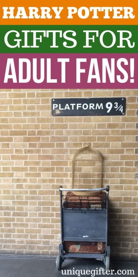 Harry Potter Gifts for Adult Fans
