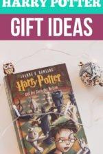 Kid-Friendly Harry Potter Gift Ideas