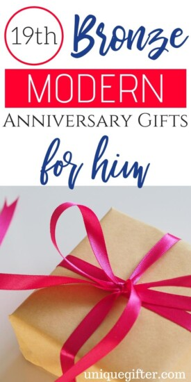 19th Bronze Modern Anniversary Gifts for Him   Unique 19th Bronze Modern Gifts for Him   Present Ideas for Him for 19th Bronze Modern Anniversary   Special Gifts for 19th Bronze Modern Anniversary Gifts for Him   19th Bronze Modern Anniversary Gifts for Him   Creative and Unique 19th Bronze Modern Anniversary Gifts for Him   #19th #anniversary #him