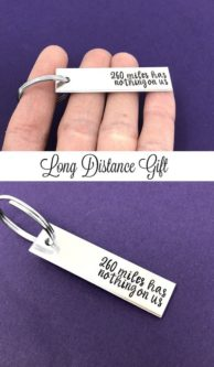 personalized distance relationship charm