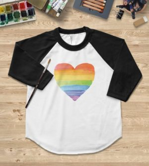 Valentine's Day Gift Ideas For Lesbians include this fun shirt.