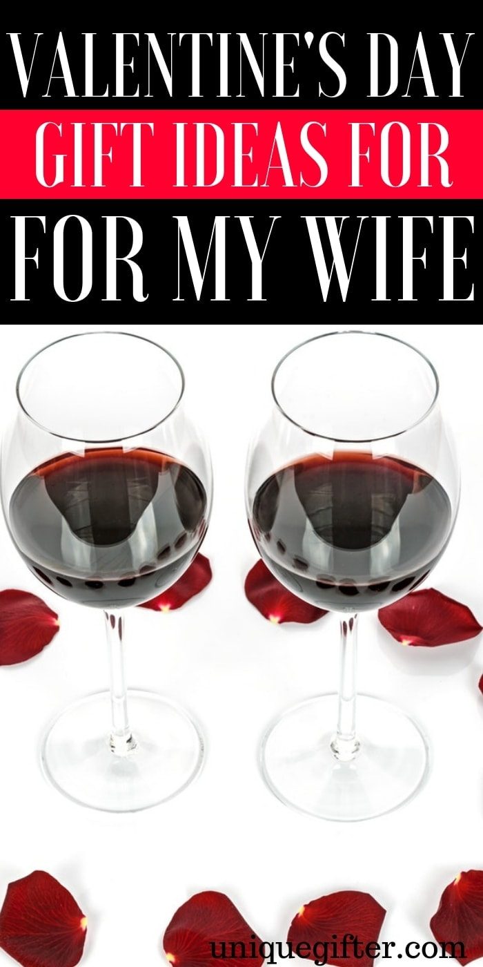 Valentine's Day Gift Ideas For My Wife | Gifts For Wife On Valentines Day | Valentines For Wife | Romantic Gifts For Wife | #gifts #giftguide #valentines #presents #wife #romantic #uniquegifter