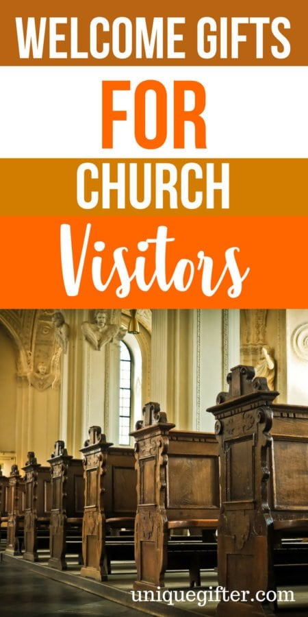 20 Welcome Gifts For Church Visitors