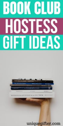 Book Club Hostess Gifts | What to buy host of a book club | hostess gifts for your book club | book club gift ideas | special hostess gifts for a book club #bookclub #hostess #giftideas