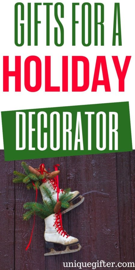 20 Gifts for a Holiday Decorator
